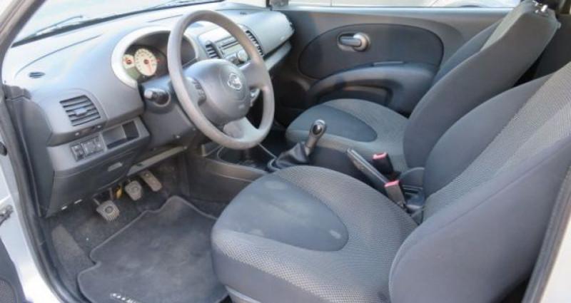 Nissan Micra 1.5 DCI 86CH 25EME ANNIVERSAIRE 3P Gris occasion à Juvisy sur Orge - photo n°7