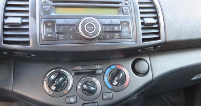 Nissan Micra 1.5 DCI 86CH 25EME ANNIVERSAIRE 3P Gris occasion à Juvisy sur Orge - photo n°4