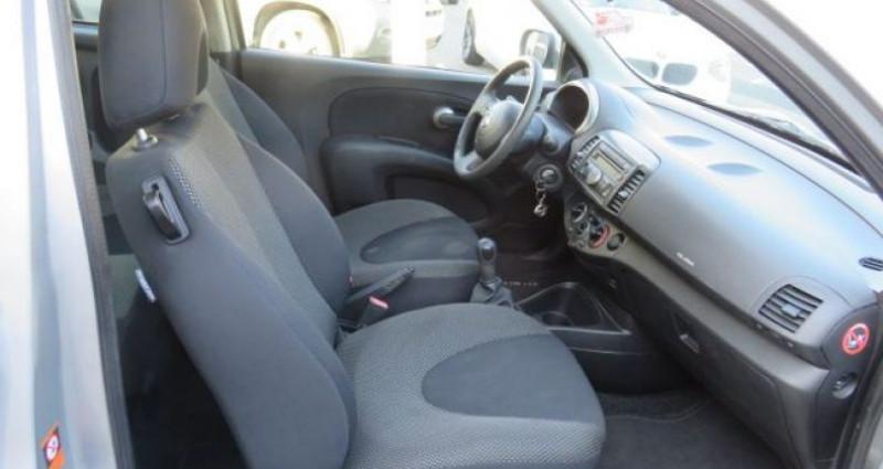 Nissan Micra 1.5 DCI 86CH 25EME ANNIVERSAIRE 3P Gris occasion à Juvisy sur Orge - photo n°5