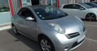 Nissan Micra 1.6 110CH ELEGANCE Gris à FONTAINE LES GRES 10
