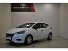 Nissan Micra 2017 1.0 - 71 Acenta Blanc à Limoges 87