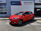 Nissan Micra 2017 1.0 - 71 Made in France Rouge à Langon 33