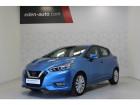 Nissan Micra 2017 1.0 - 71 Visia Pack Bleu à Limoges 87
