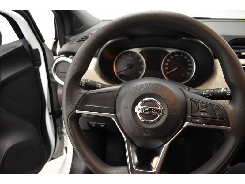 Nissan Micra 2017 1.0 - 71 Visia Pack Blanc occasion à Limoges - photo n°14