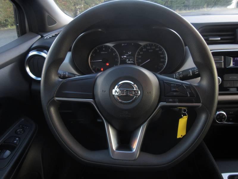 Nissan Micra 2017 1.0 - 71 Visia Pack Gris occasion à Périgueux - photo n°14