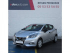 Nissan Micra 2017 1.0 - 71 Visia Pack Gris à Périgueux 24