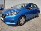 Nissan Micra 2017 1.0 - 71 Visia Pack Bleu à Bergerac 24