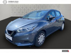 Nissan Micra 2017 1.0 - 71 Visia Pack Gris à Chauray 79