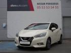Nissan Micra 2017 dCi 90 N-Connecta Ivoire à Périgueux 24