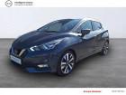 Nissan Micra 2017 dCi 90 Tekna Gris à SAINT-BRIEUC 22