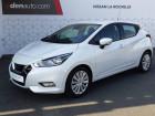 Nissan Micra 2017 IG-T 90 Acenta Blanc à Angoulins 17
