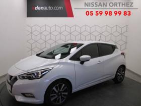 Nissan Micra occasion à Orthez
