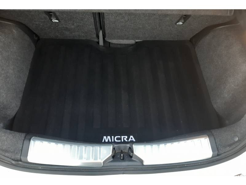 Nissan Micra 2017 IG-T 90 Tekna Blanc occasion à Bergerac - photo n°14