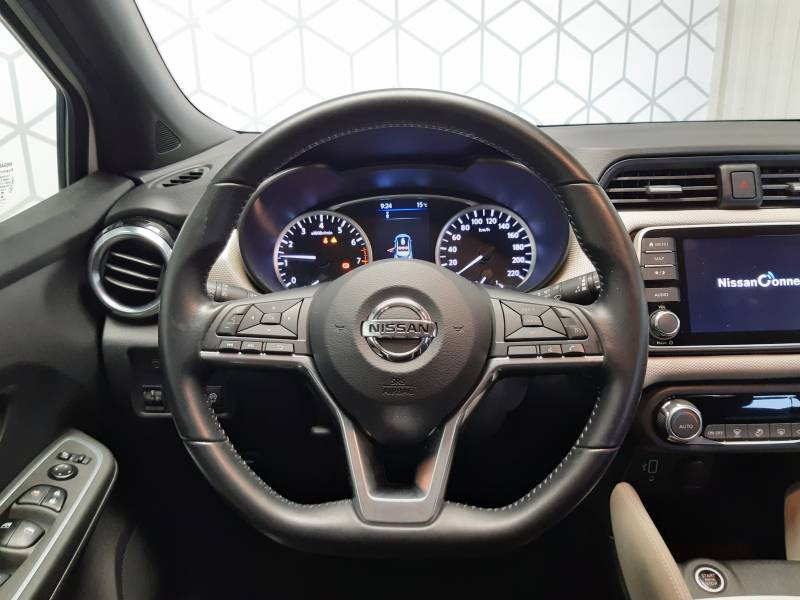 Nissan Micra 2018 IG-T 90 N-Connecta Blanc occasion à Tarbes - photo n°11