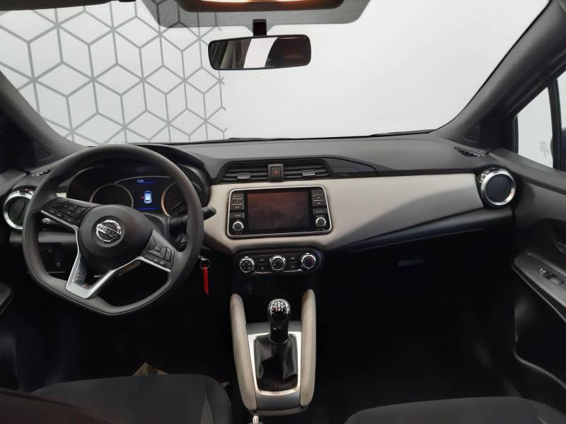 Nissan Micra 2019 EVAPO IG-T 100 Made in France Gris occasion à Orthez - photo n°6