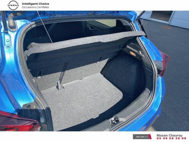 Nissan Micra 2019 EVAPO IG-T 100 Xtronic N-Connecta Bleu occasion à Chauray - photo n°2