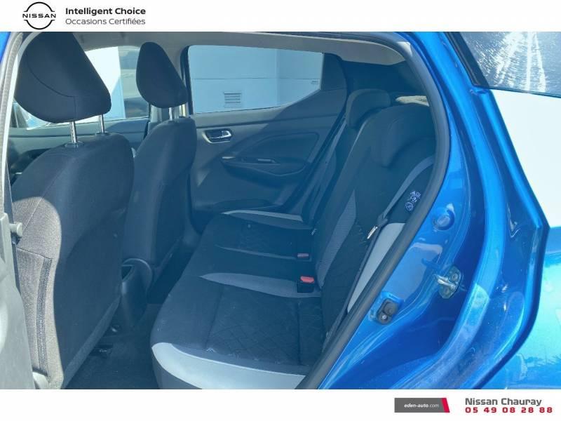 Nissan Micra 2019 EVAPO IG-T 100 Xtronic N-Connecta Bleu occasion à Chauray - photo n°16
