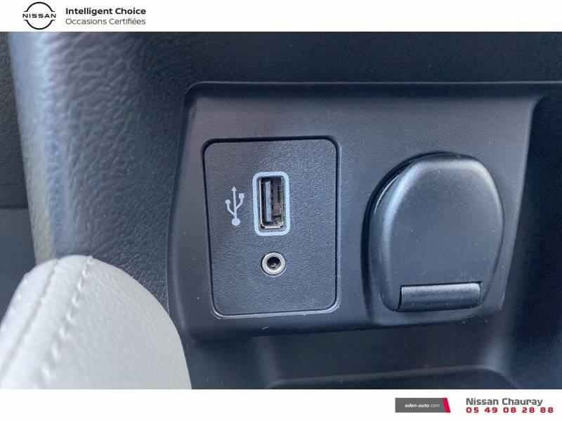 Nissan Micra 2019 EVAPO IG-T 100 Xtronic N-Connecta Bleu occasion à Chauray - photo n°5