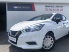 Nissan Micra 2019 IG-T 100 Acenta Blanc à Langon 33