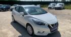 Nissan Micra ACENTA Blanc à La Buisse 38