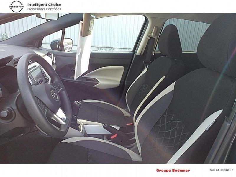 Nissan Micra BUSINESS 2019 dCi 90 Edition Gris occasion à SAINT-BRIEUC - photo n°11