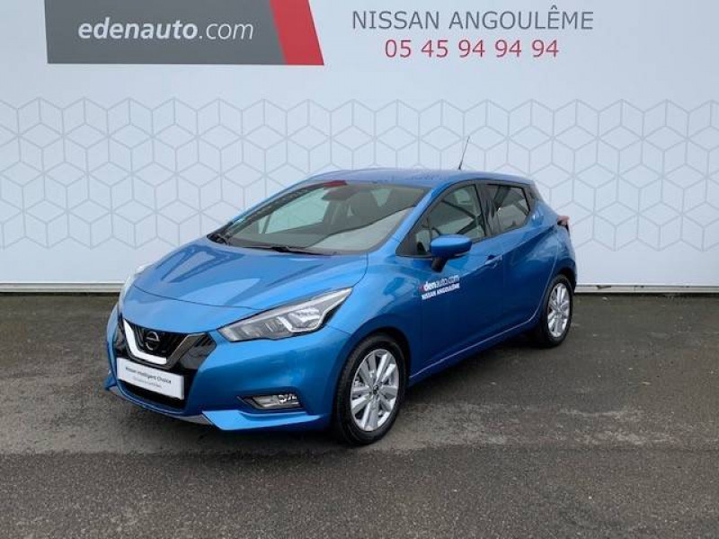 Nissan Micra Micra IG-T 100 N-Connecta 5p  occasion à Champniers