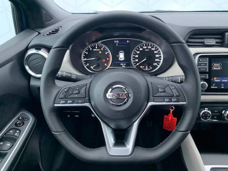 Nissan Micra Micra IG-T 100 N-Connecta 5p  occasion à Champniers - photo n°7