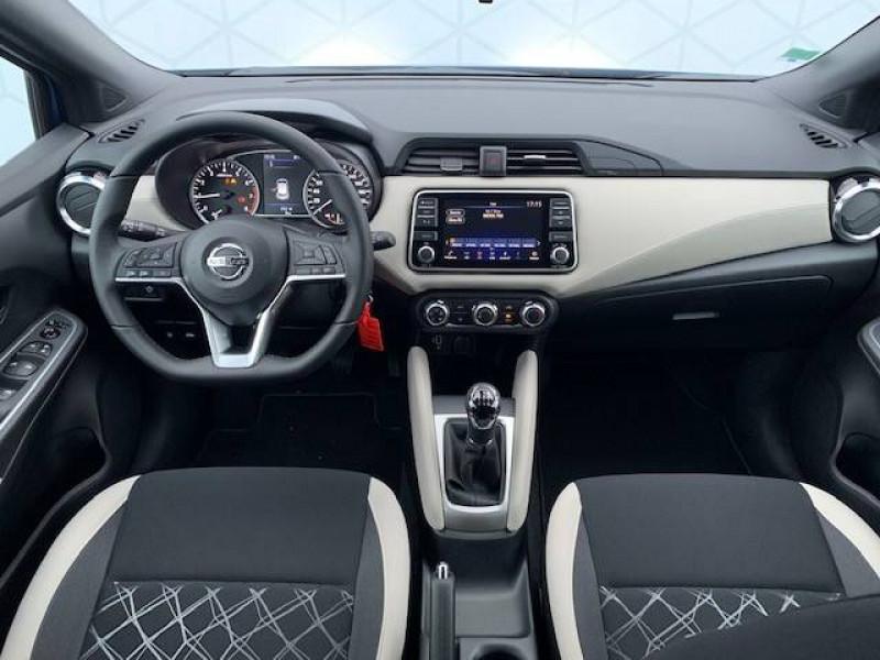 Nissan Micra Micra IG-T 100 N-Connecta 5p  occasion à Champniers - photo n°6