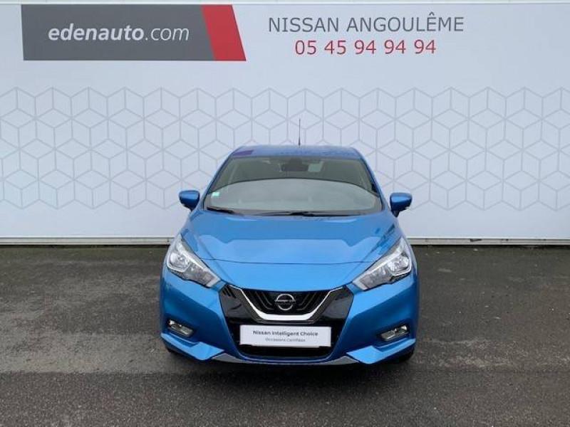Nissan Micra Micra IG-T 100 N-Connecta 5p  occasion à Champniers - photo n°5