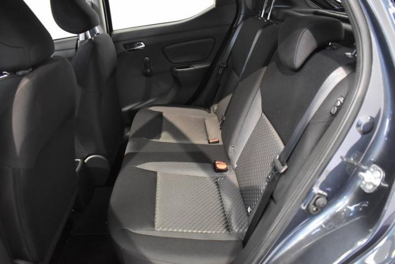 Nissan Micra Micra IG-T 100 Xtronic Acenta 5p Gris occasion à Limoges - photo n°9