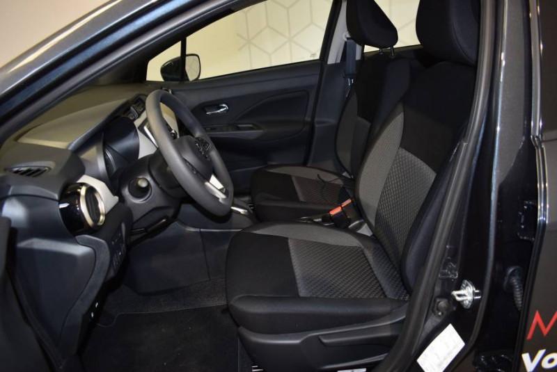 Nissan Micra Micra IG-T 100 Xtronic Acenta 5p Gris occasion à Limoges - photo n°5