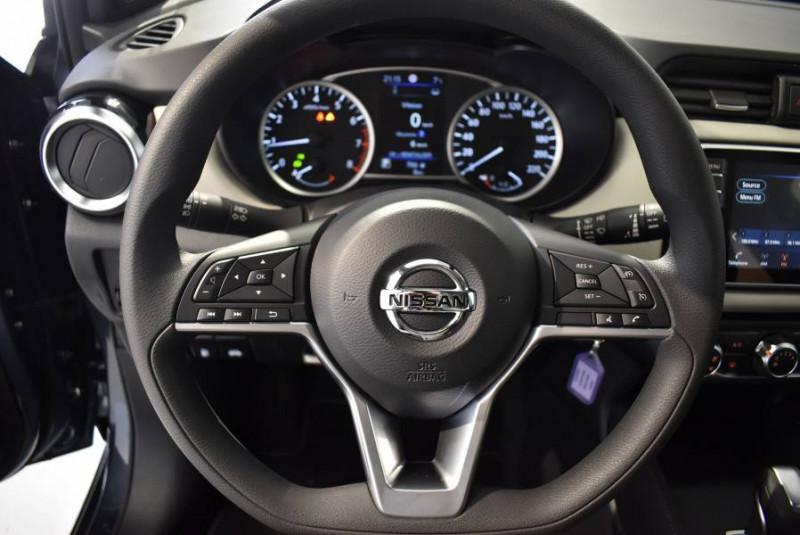 Nissan Micra Micra IG-T 100 Xtronic Acenta 5p Gris occasion à Limoges - photo n°13