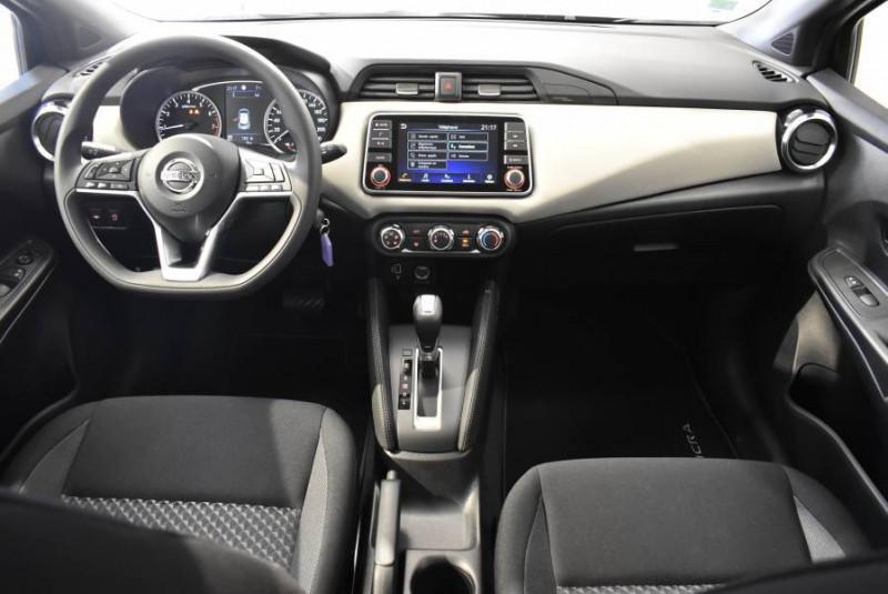 Nissan Micra Micra IG-T 100 Xtronic Acenta 5p Gris occasion à Limoges - photo n°6