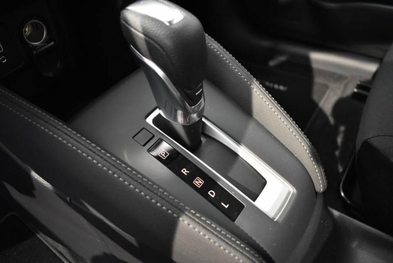Nissan Micra Micra IG-T 100 Xtronic Acenta 5p Gris occasion à Limoges - photo n°10