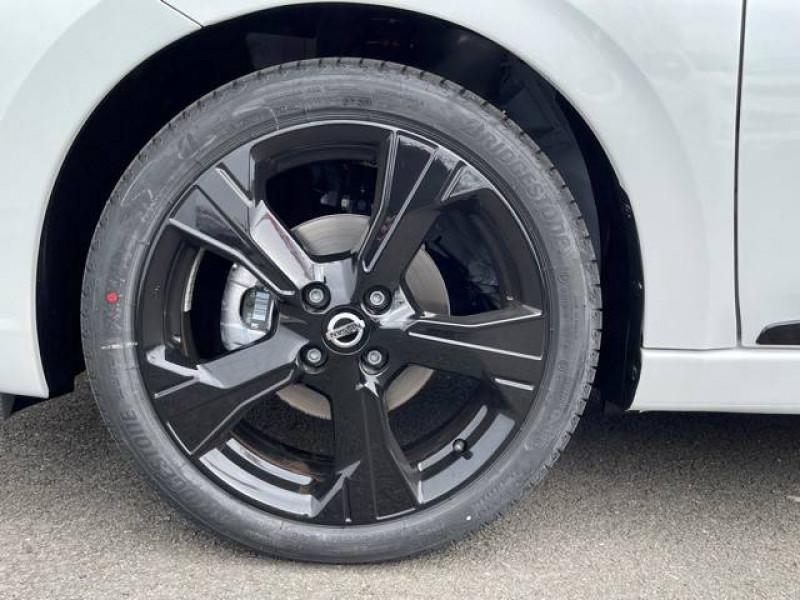 Nissan Micra Micra IG-T 92 N-Sport 5p Blanc occasion à Champniers - photo n°12