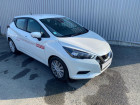 Nissan Micra NOUVELLE K14D ACENTA IG-T 92 Blanc à LANNION 22