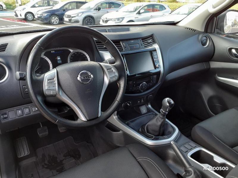 Nissan Navara 2.3 dCi 160ch Double-Cab N-Connecta 2018  occasion à Lisieux - photo n°4
