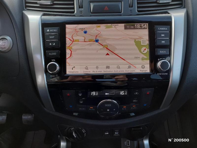 Nissan Navara 2.3 dCi 160ch Double-Cab N-Connecta 2018  occasion à Lisieux - photo n°9