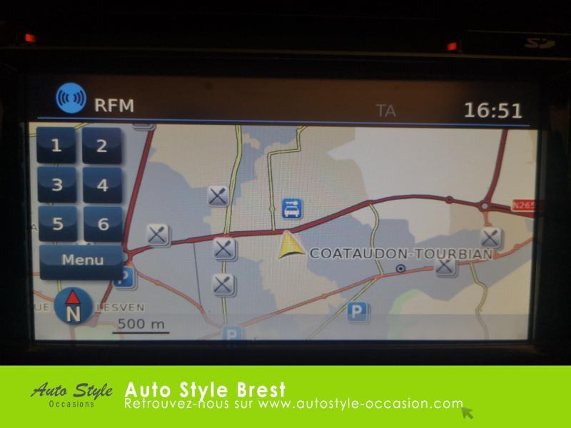 Nissan Navara 2.3 dCi 190ch Double-Cab Tekna Gris occasion à Brest - photo n°5