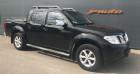 Nissan Navara 2.5 DCI LE 4X4 DOUBLE-CABINE 190cv CHASSIS DOUBLE CABINE 4P  Noir 2012 - annonce de voiture en vente sur Auto Sélection.com