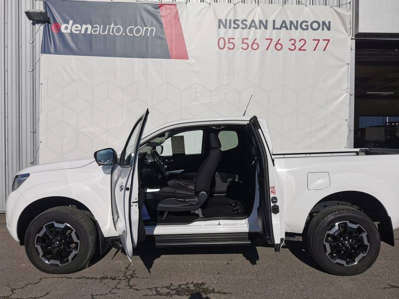 Nissan Navara 2019 EURO6D-TEMP 2.3 DCI 160 KING CAB N-CONNECTA Blanc occasion à Langon - photo n°16