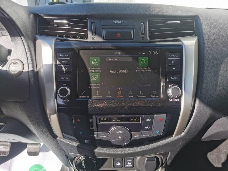 Nissan Navara 2019 EURO6D-TEMP 2.3 DCI 160 KING CAB N-CONNECTA Blanc occasion à Langon - photo n°9