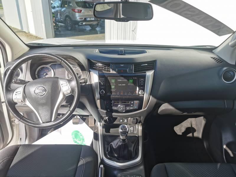Nissan Navara 2019 EURO6D-TEMP 2.3 DCI 160 KING CAB N-CONNECTA Blanc occasion à Langon - photo n°8
