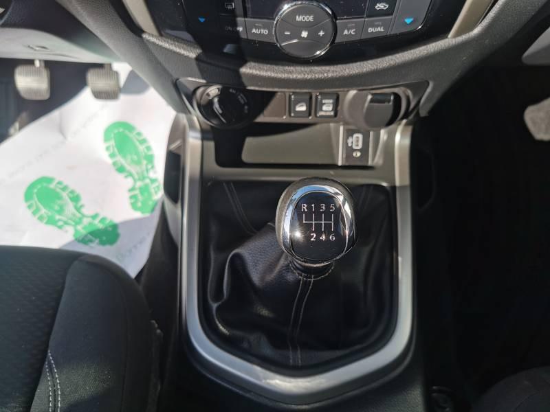 Nissan Navara 2019 EURO6D-TEMP 2.3 DCI 160 KING CAB N-CONNECTA Blanc occasion à Langon - photo n°10