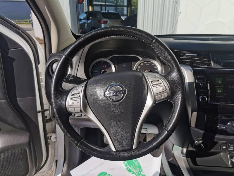 Nissan Navara 2019 EURO6D-TEMP 2.3 DCI 160 KING CAB N-CONNECTA Blanc occasion à Langon - photo n°12