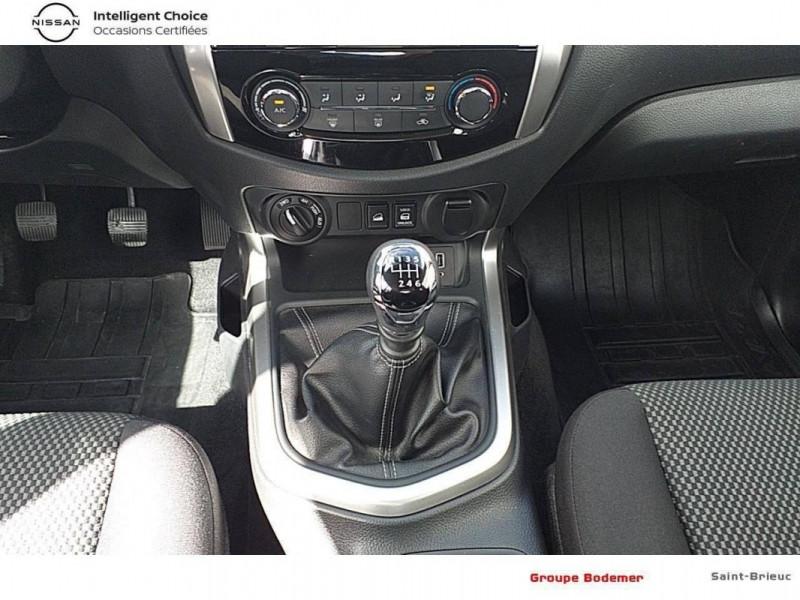 Nissan Navara 2019 EURO6D-TEMP 2.3 DCI 160 KING  occasion à SAINT-BRIEUC - photo n°14