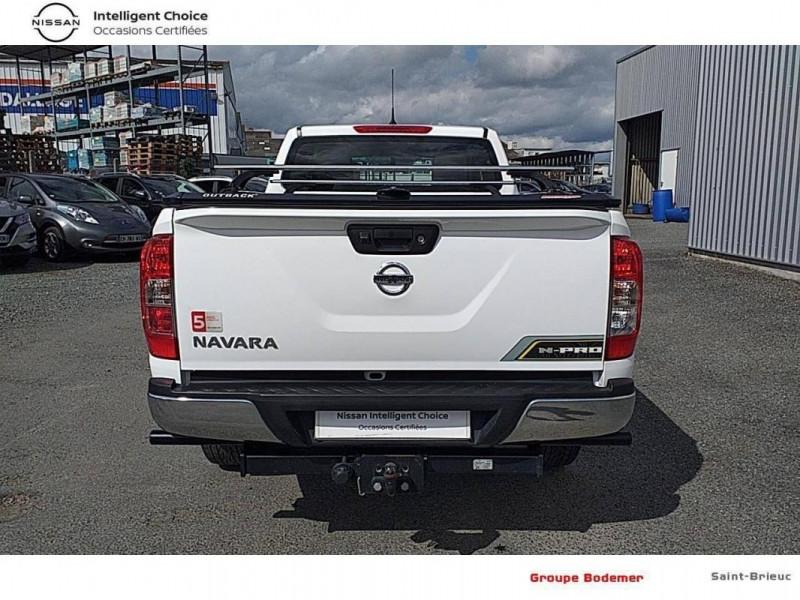 Nissan Navara 2019 EURO6D-TEMP 2.3 DCI 160 KING  occasion à SAINT-BRIEUC - photo n°11