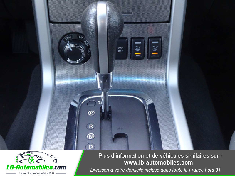 Nissan Navara 3.0 V6 231 / Double Cab A Argent occasion à Beaupuy - photo n°6