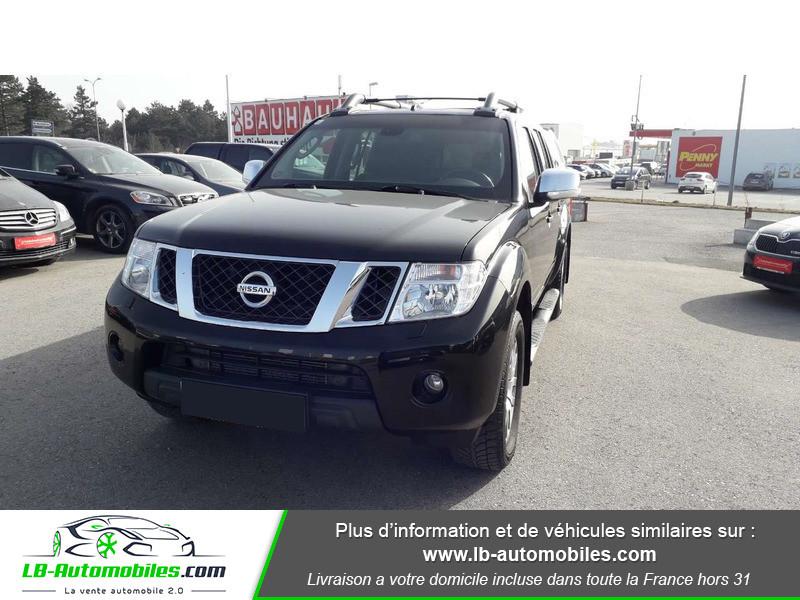 Nissan Navara 3.0 V6 231 / Double Cab A Noir occasion à Beaupuy - photo n°6