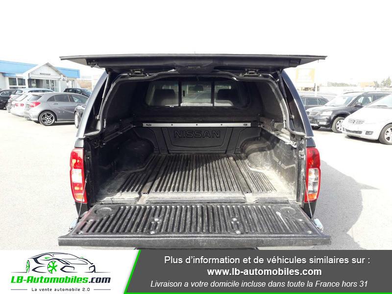 Nissan Navara 3.0 V6 231 / Double Cab A Noir occasion à Beaupuy - photo n°9
